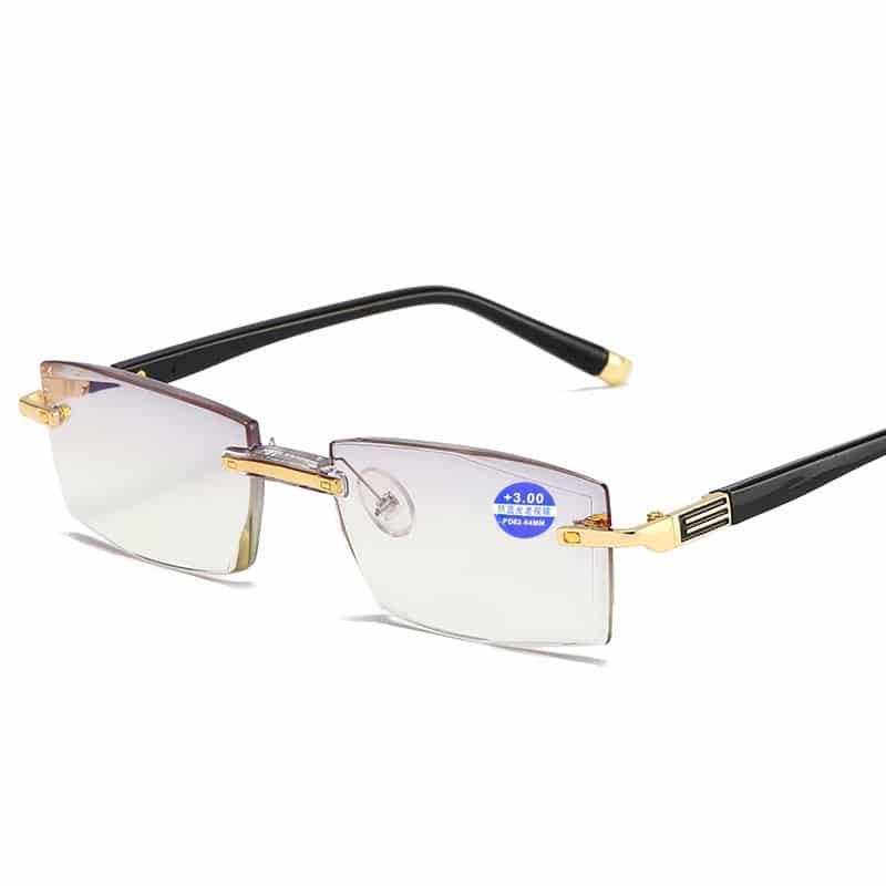 Diamond™ Luxury | Anti-radiation reading glasses